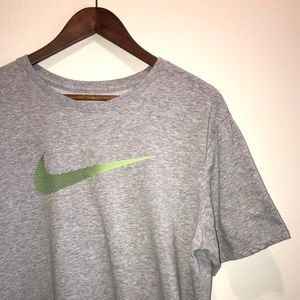Nike Big Centre Swoosh T-Shirt